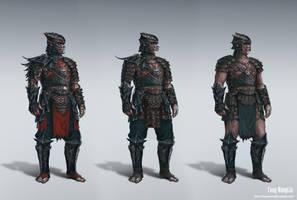 The Black Knight by FangWangLlin