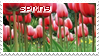 The Seasons Spring Stamp by becka72