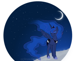 Fade to the Night by xxStrawberry