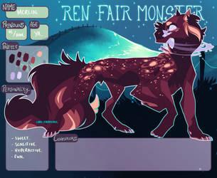 Merlin - Ren Fair Registration by Lord-StarryFace