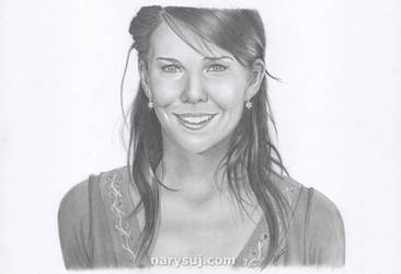 Lauren Graham by ketnew
