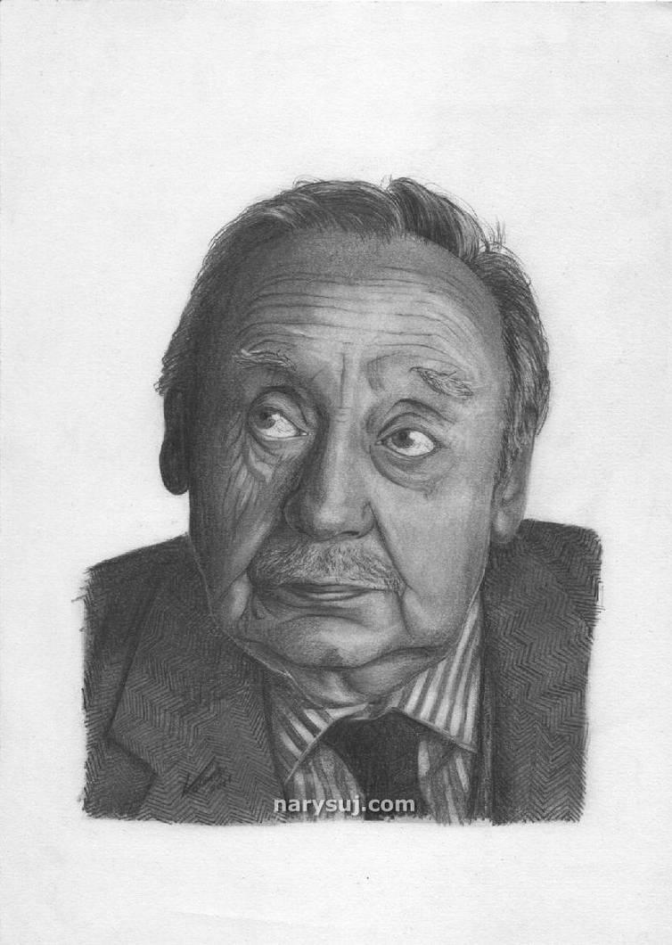 Stefan Kisielewski by ketnew