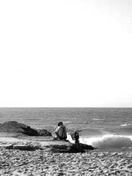 Le vieil Homme et la Mer by sidh09