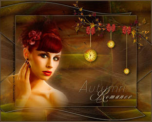 Aurumn Romance by CrazyFantasy71