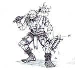 Troll by WEREsandrock