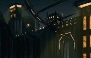 Week 2: Imagination Sketches 16 by FirebornForm
