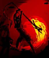 Sketch - Fury by FirebornForm