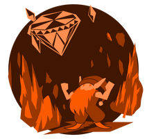 Gnome Shirt Design by FirebornForm