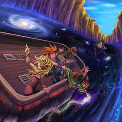 The Boat's a Bit Unsteady by FirebornForm
