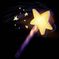Star Rod by FirebornForm