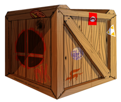 Smash Crate by FirebornForm