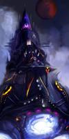 The Black Dream of Zeal by FirebornForm