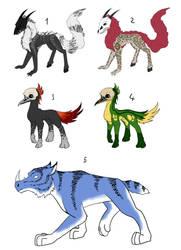 Creature adopt OTA by Szirka