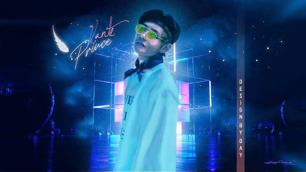 Kim Taehyung - BTS by dayanetae