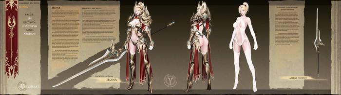 Phoenix Archon by sade75311