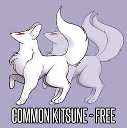 [F2U BASE] Common Kitsune / Fox by xMordu