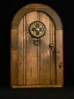 Fairy Door by ForestDwellerHouses