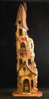 Fairy Castle by ForestDwellerHouses