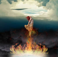 Lady Frome Fire To Heaven by Daynight14