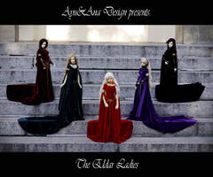 The Eldar Ladies by AyuAna