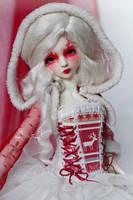 Snowflake portrait by AyuAna