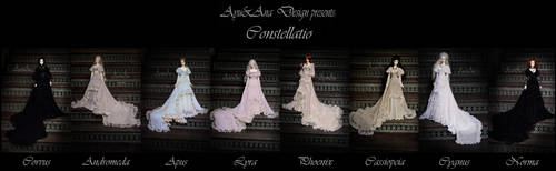 Constellatio collection by AyuAna