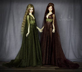 LDoll Festival: Forest Druids by AyuAna