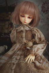 Antic Doll by AyuAna