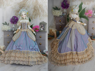Princess Sissi by AyuAna