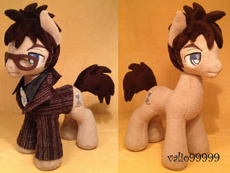 Doctor Whooves by valio99999
