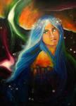 Star Girl by kendraalexzine