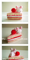 TRADE: Cake Bunny by aiwa-9