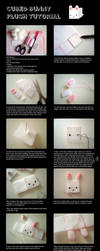 CUBED bunny plush tutorial by aiwa-9