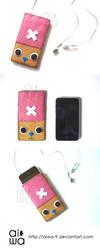 Chopper iPhone case by aiwa-9