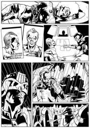 Dredd Violence 4 by JamesKircough
