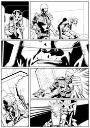 Dredd violence 6 by JamesKircough