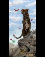 A Cheetahs Heart by ArmadaArms