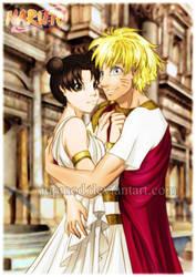 NaruTen: Roman Couple (Full Size) by JuPMod