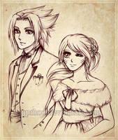 SasuNaruko: Dating Western Style (Full-Ver) by JuPMod