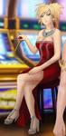 Casino Night: Temari (Close-up) by JuPMod