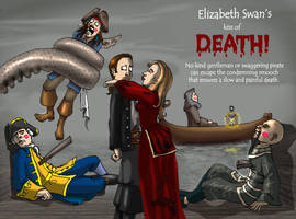 KISS of DEATH by Swashbookler