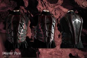 Dark Elf Armor by Darvyar