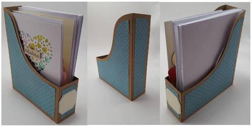 Card Organizer by UniqueDesignByMonica
