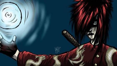 Warrior by TheEnigmaTNG