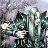 Mystic Elf by TheEnigmaTNG