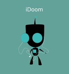 iDoom by CarbonCopyBen