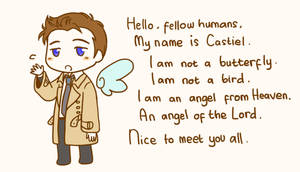 Castiel's Introduction by MugenMusouka