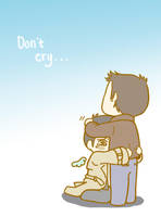 Don't Cry, Angel.. by MugenMusouka