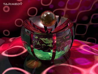Glass flower 2007 by tarmedy