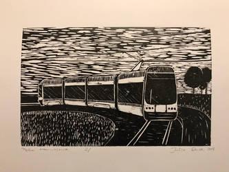 Tramway by duchowa